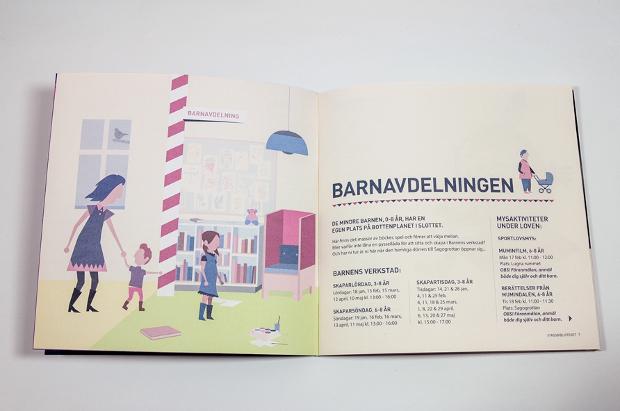 Public Library Brochure