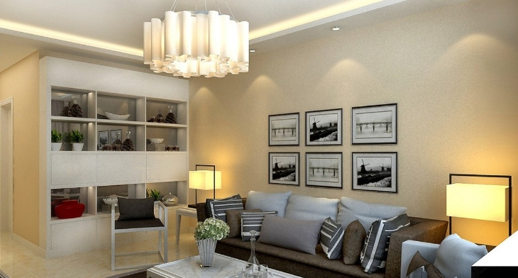 18+ Living Room Chandelier Light Designs, Ideas | Design ...
