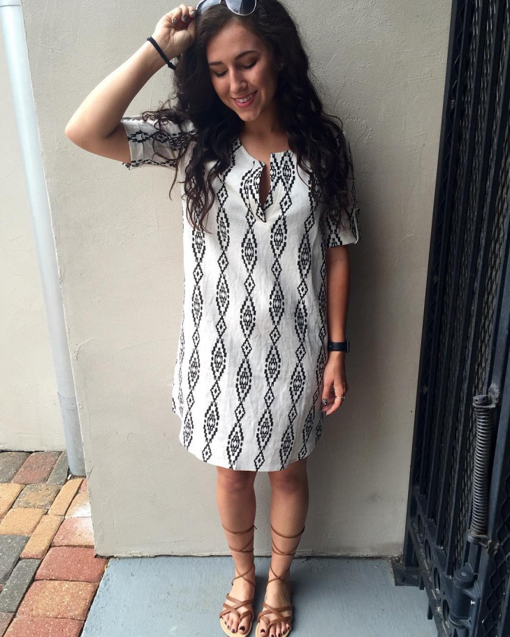 Cool Aztec Dress Idea