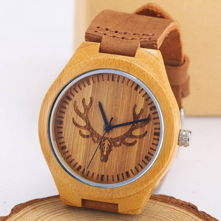 Awesome Bamboo Watch Idea