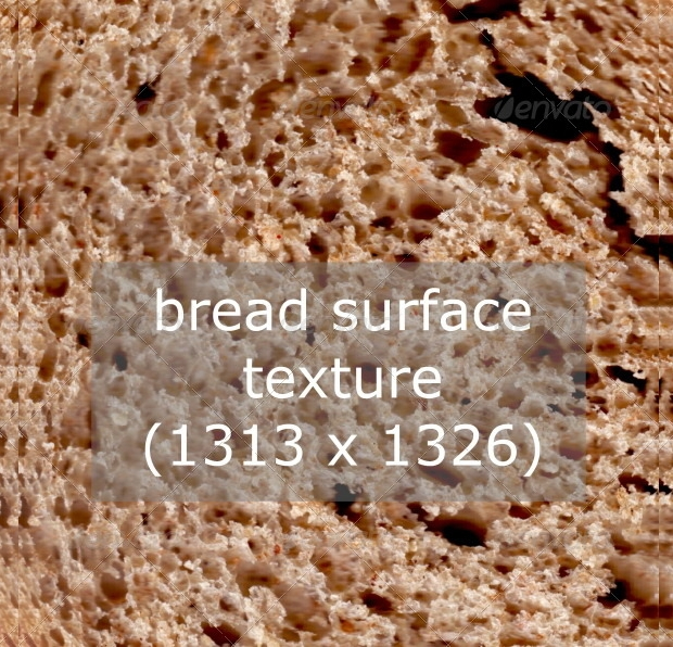 bread surface texture