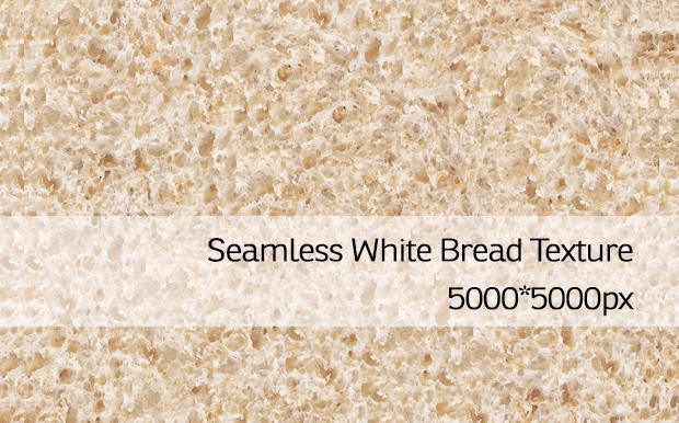 high quality white bread texture