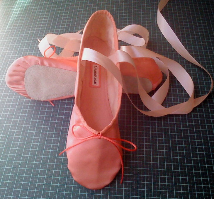 Fantasy Dance Shoes Design