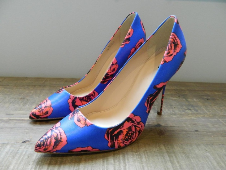 Floral Fantasy Shoes