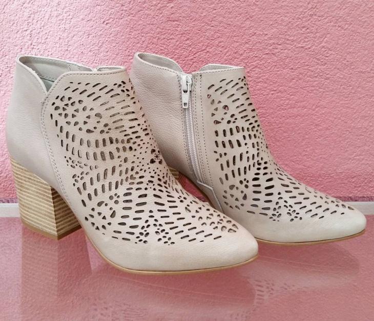 White Fantasy Boots