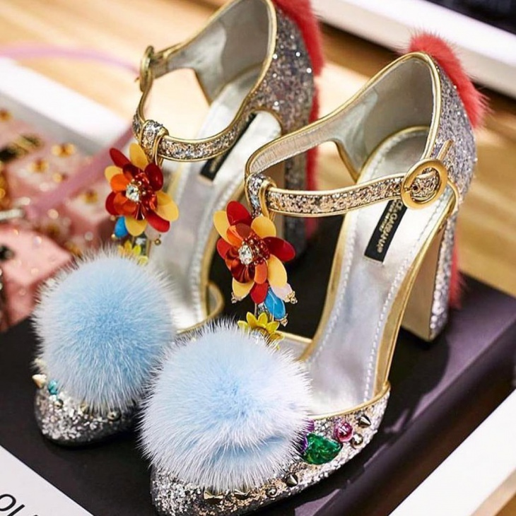 Bridal Fantasy Shoes
