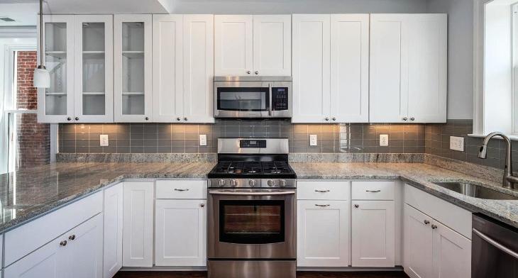 18 White Kitchen Cabinets Designs Ideas Design Trends Premium Psd Vector Downloads