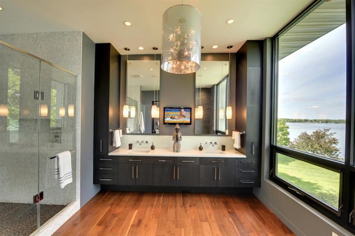bathroom multi pendant lighting