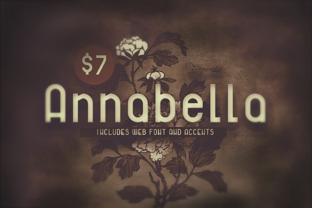 Annabella Retro Regular Font
