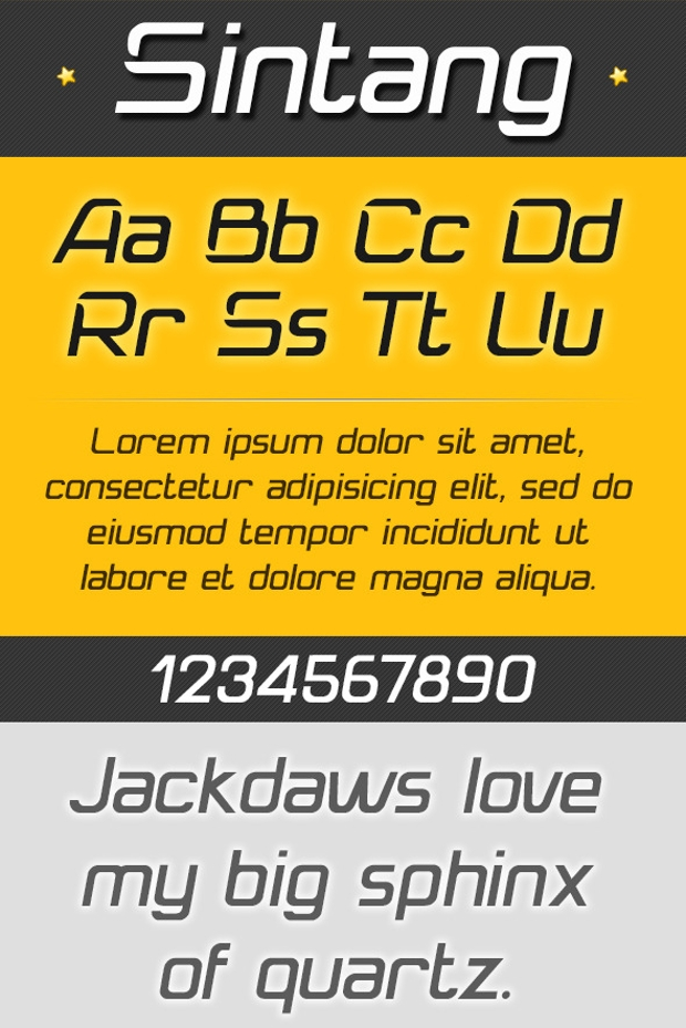 professional artistic font