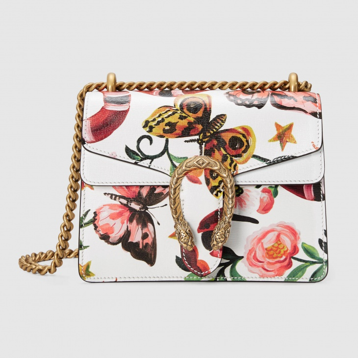 2. Dionysus Shoulder Bag - $2490