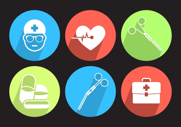 Medical and Emergency Icons