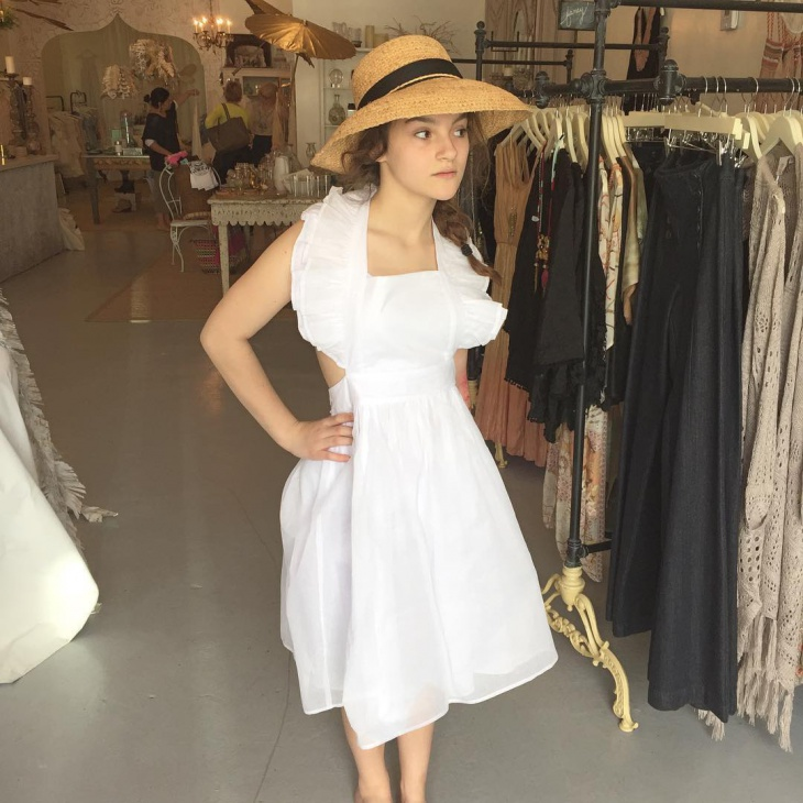 awesome organdy party dress