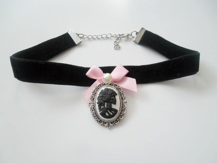 Vintage Style Gothic Necklace