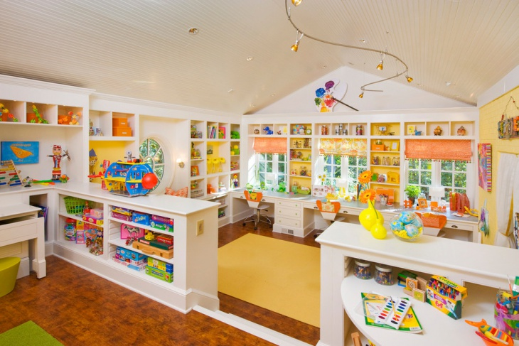 16 toddler playroom designs ideas design trends Playroom flooring ideas