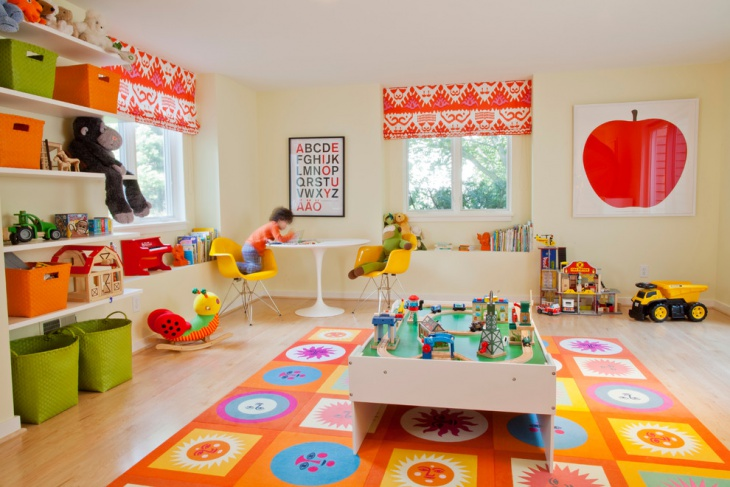 Kids Playroom Table