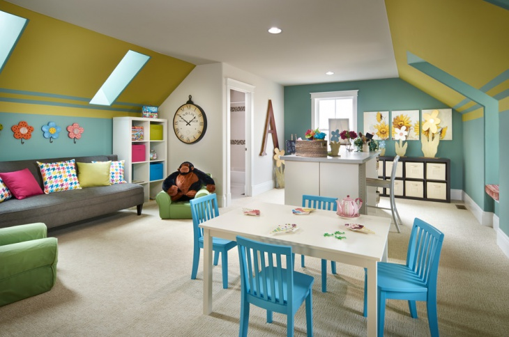 Kids Playroom Chairs