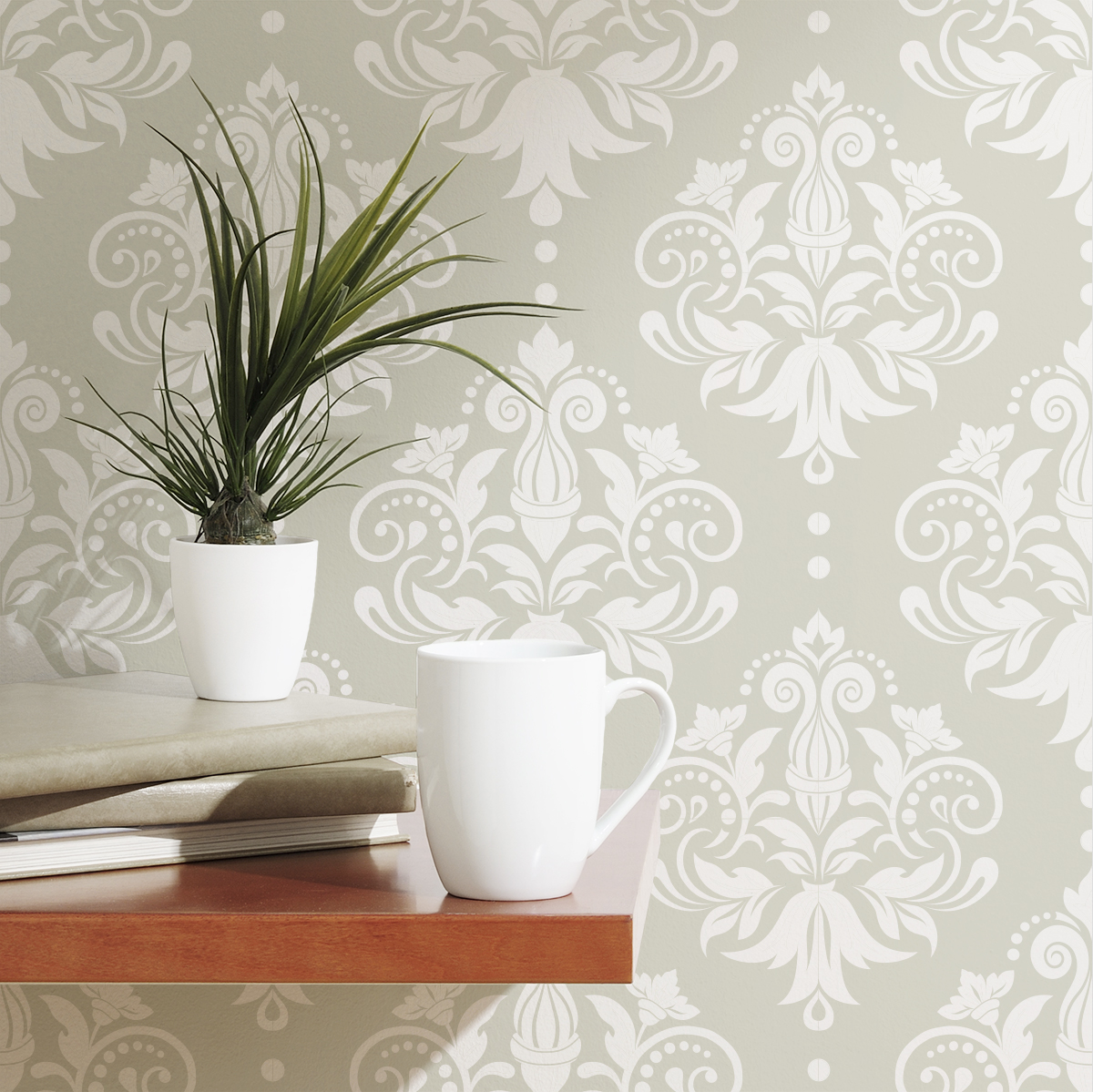 1. Removable Wallpaper
