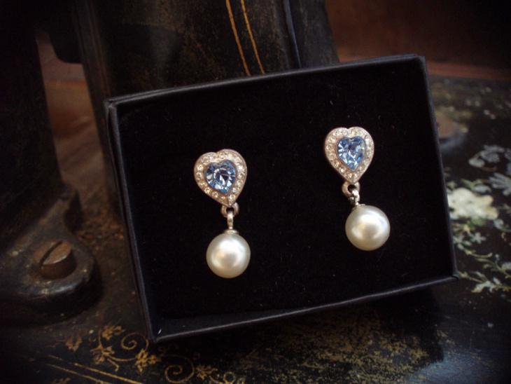 Bead Drop Earrings Design