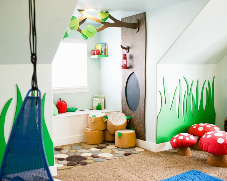 19+ Children Playroom Designs, Ideas | Design Trends - Premium PSD ...