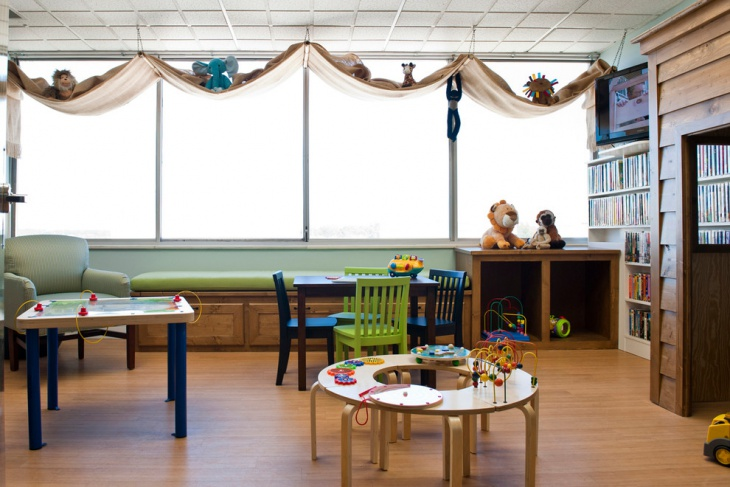 oterlook childrens playroom