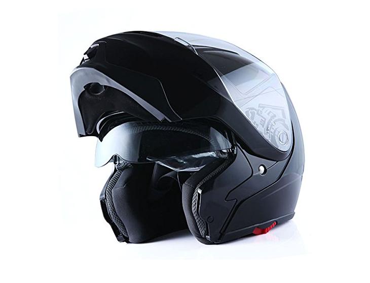 4. 1storm Motorcycles Street Bike Helmet