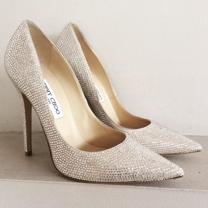 diy crystal pumps