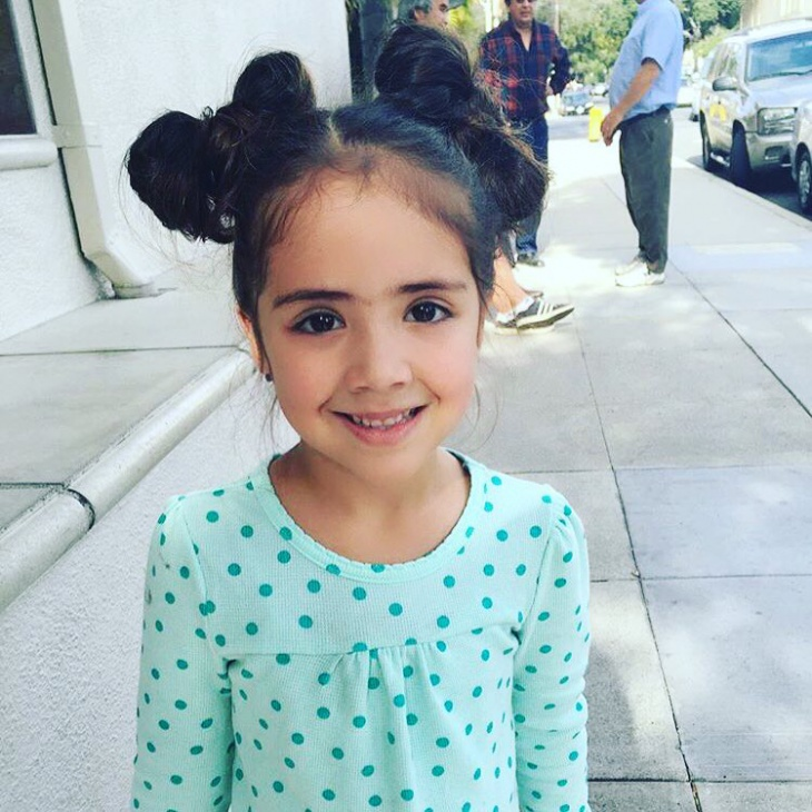 Bow Hairstyle for Kids