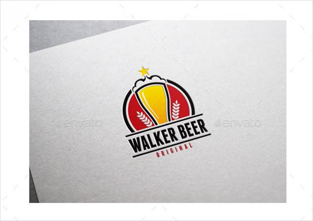 vector beer logo1