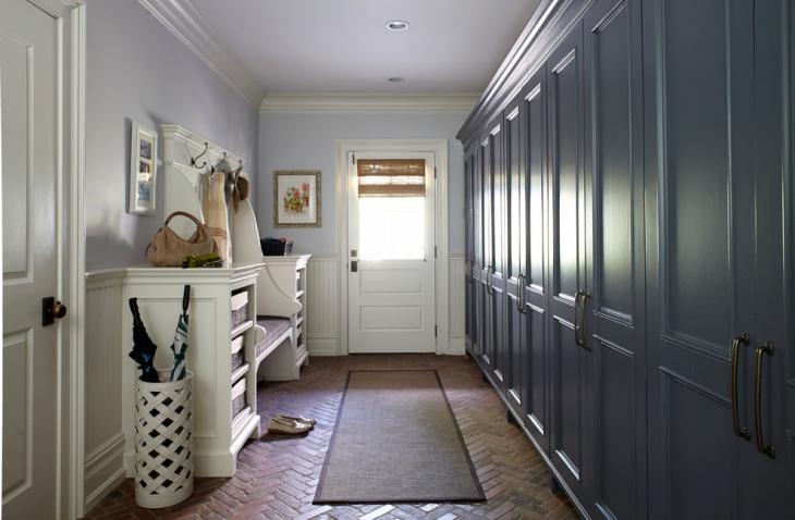 hall cupboard design