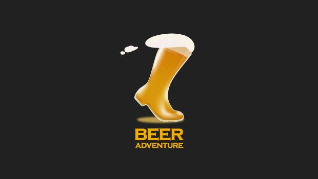 beer adventure logo