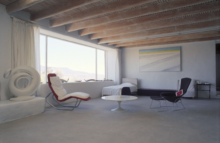 Georgia O'Keeffe's Abiquiu Home and Studio