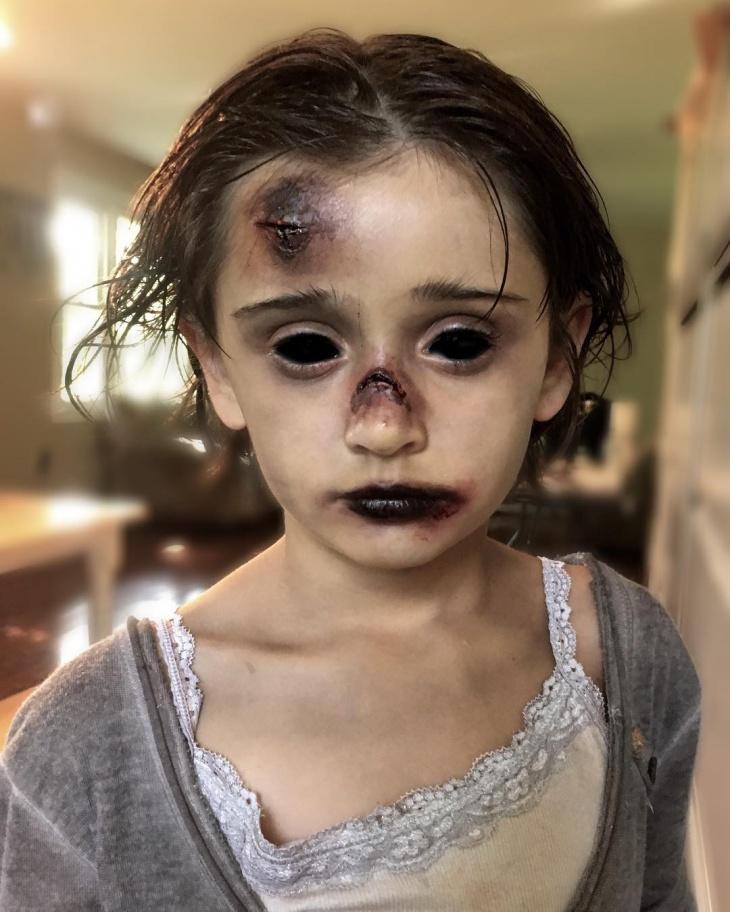 kids banshee makeover idea