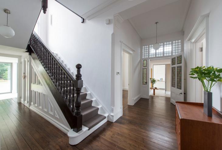 hallway stairs ideas