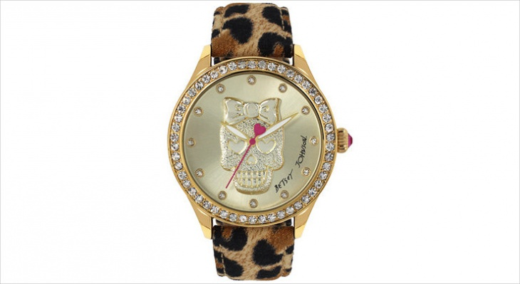 leopard print watches