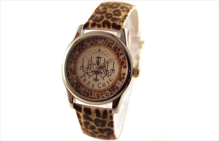 cool animal print watch