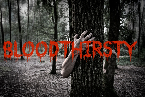 Bloodthirsty Font