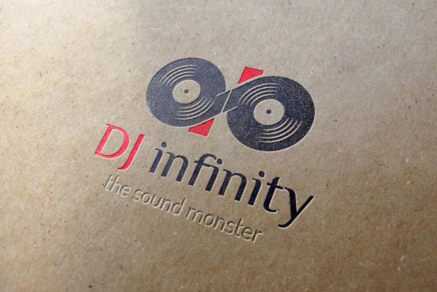 20  dj logos - free editable psd  ai  vector eps format download