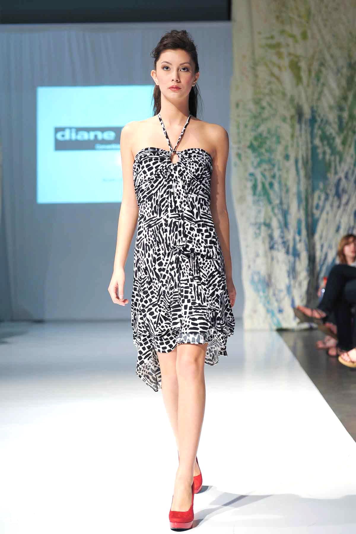 leopard print bubble dress