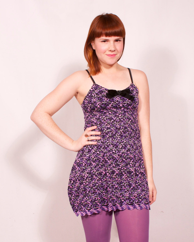 lace bubble dress