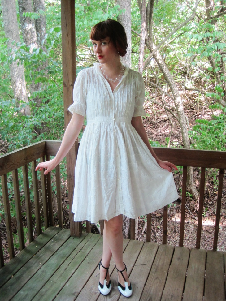 vintage bubble dress design