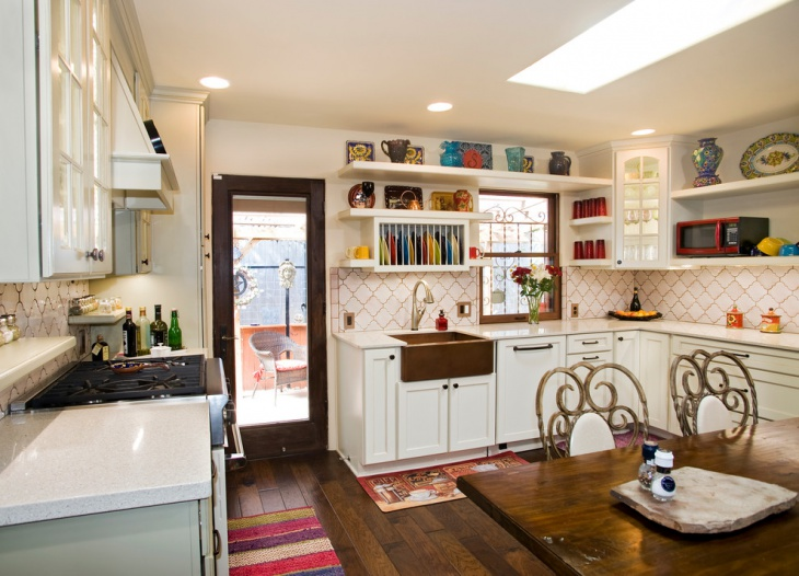 Accessories Of French Country Kitchen