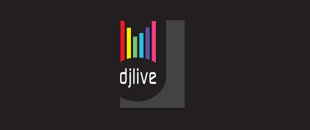 Dj Live Logo Idea