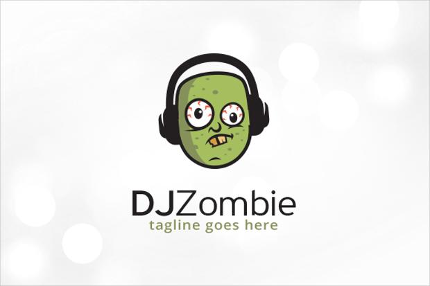 Dj Zombie Logo