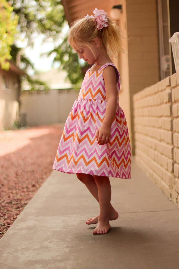 bubble dress for kids1