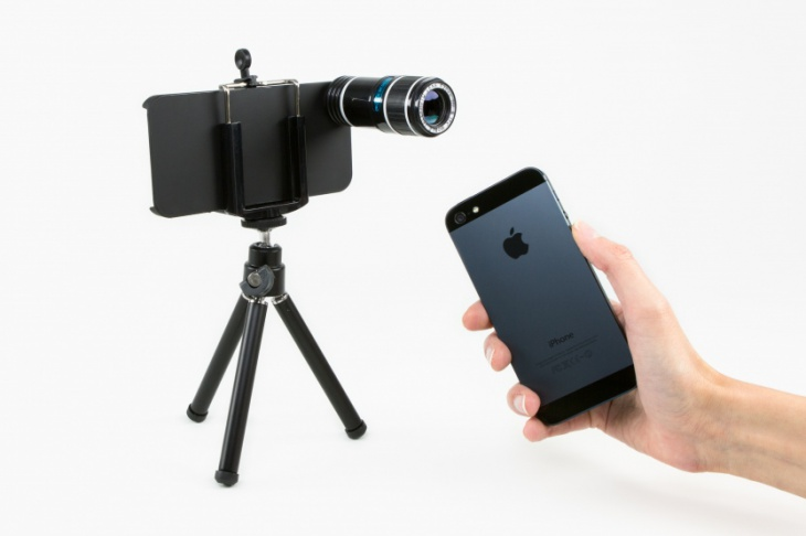 1. The iPhone Telephoto Lense