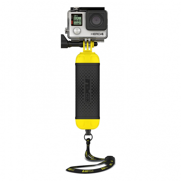 Floating Hand Grip for GoPro Hero Camera