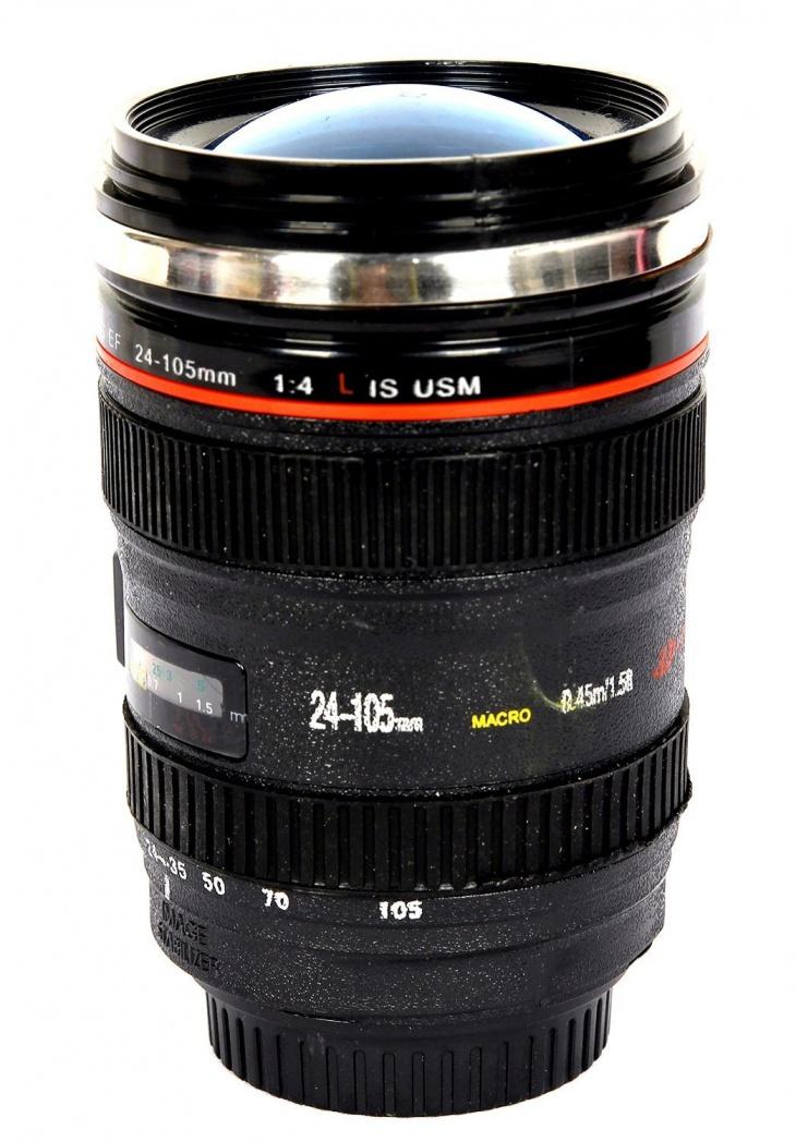 uniqstore camera lense mug