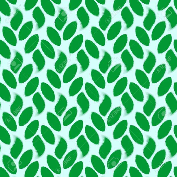 Nature Leaf Seamless Pattern