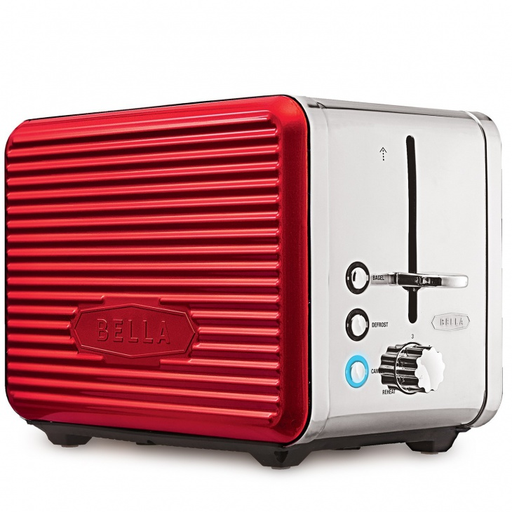 Bella Linea Collection 2-Slice Toaster: $45